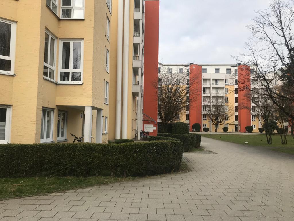 Wohnsiedlung Kleinhadern