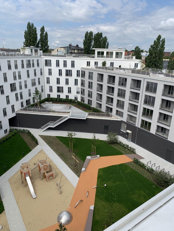 Referenzobjekt Titel in München